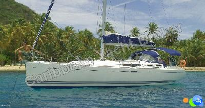 Dufour 455 Grand Large Caribbean Yacht Broker