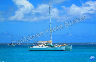 Custom Build 50 Caribbean Yacht Broker