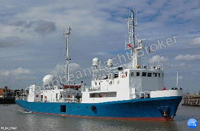 Martin Jansen Germany Expedition Vessel Caribbean Yacht Broker
